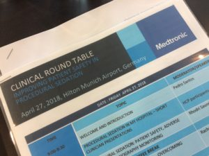 Medtronic Clinical Round Table: Improving Patient Safety in